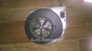 Vaillant 362 3-5 вентилятор с изменяемой частотой вращения