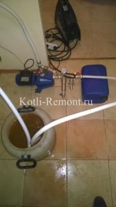 система для очистки отопления